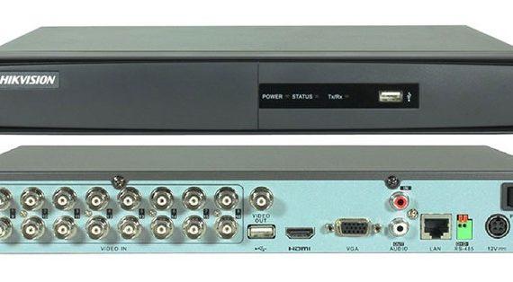 دستگاه DVR ضبط تصاویر دوربین مدار بسته