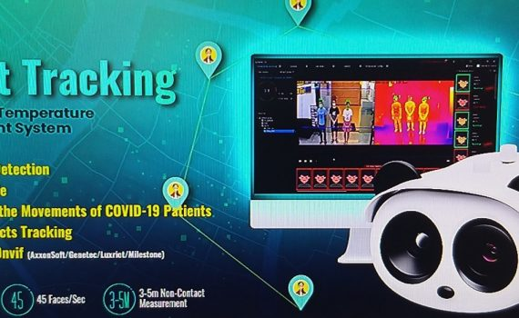 دوربین مداربسته کنترل بهداشتی در فرودگاه ، مترو ، ایتگاه های اتوبوس